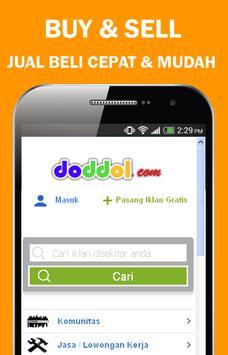 doddol - Jual Beli Online poster
