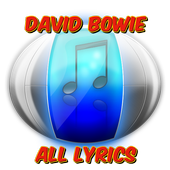 All Lyrics of David Bowie icon