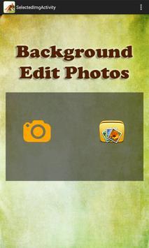 Backgrounds Edit Photos screenshot 1