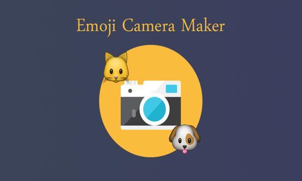 Emoji Camera Maker poster