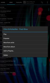 Go Music Player screenshot 2