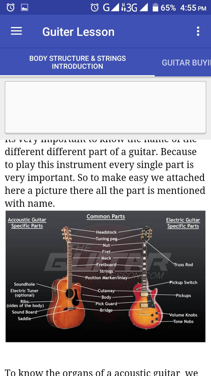 Guitar Lesson Bangla for Android - APK Download