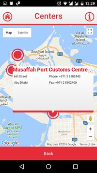 Abu Dhabi Customs apk screenshot