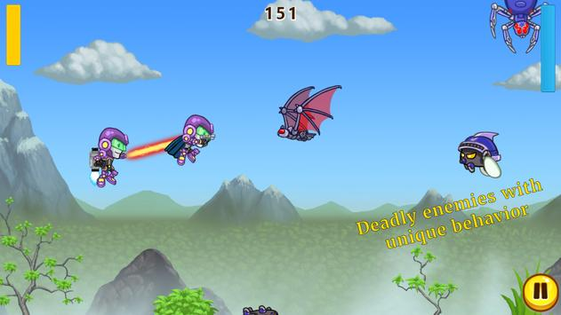 Rocket and Blaster apk screenshot