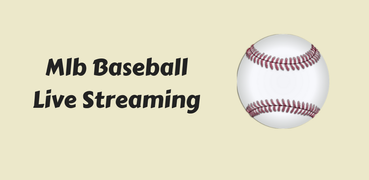MLB Baseball Live Streaming