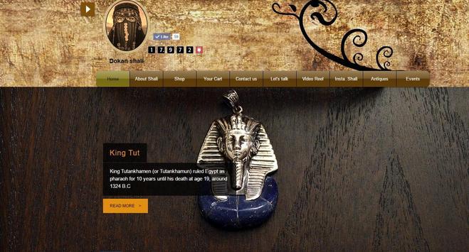 Dokanshali vintage &antiques screenshot 16