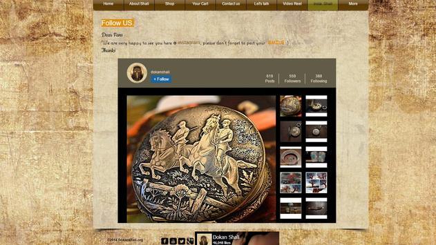 Dokanshali vintage &antiques screenshot 11