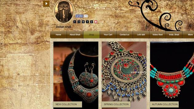 Dokanshali vintage &antiques screenshot 13