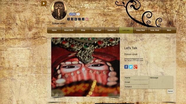 Dokanshali vintage &antiques screenshot 27