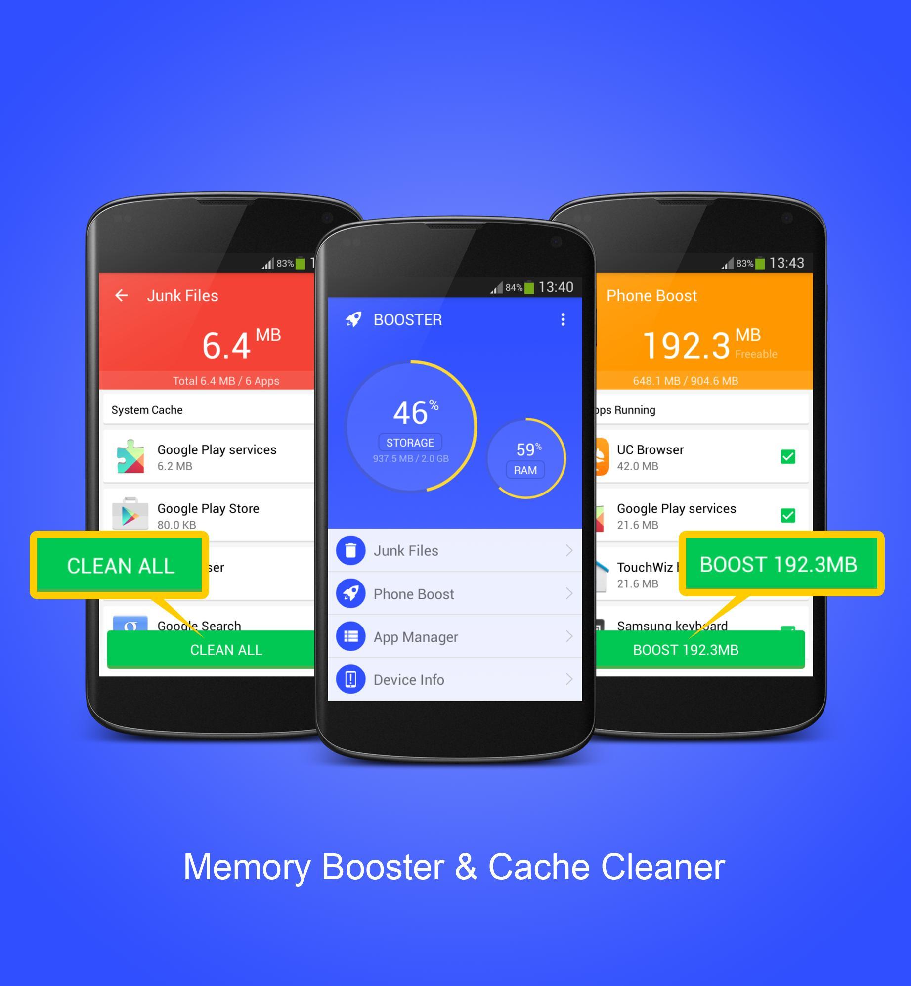Madison : Phone booster app apk
