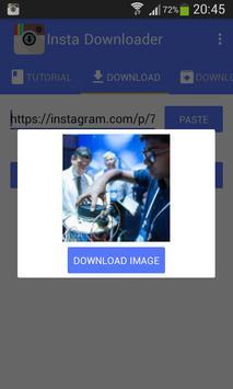 Insta Downloader screenshot 4