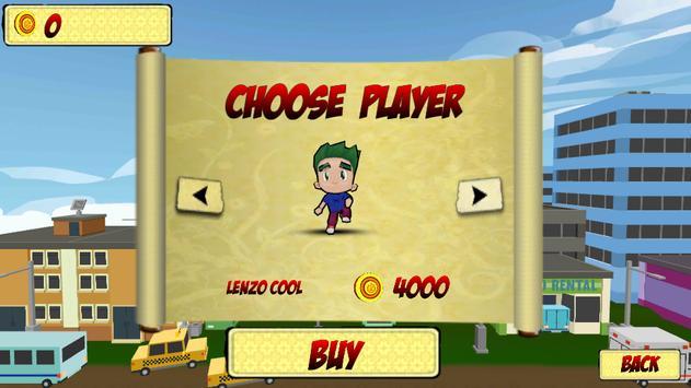 Lenzo Run apk screenshot