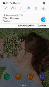 Vibrate Massager, Make Your Phone  Vibrate apk screenshot