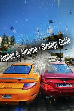 Guide For Asphalt 8 Airborne poster
