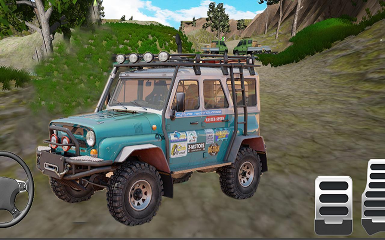 4x4 Off Road Rally Truck APK Download - Free Racing GAME ...