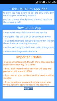 Hide Call Num for Android - APK Download