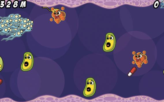 Zombie Sperms screenshot 2