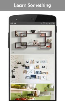 New DIY Shelves Ideas poster