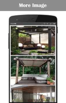Pergola Design Ideas apk screenshot
