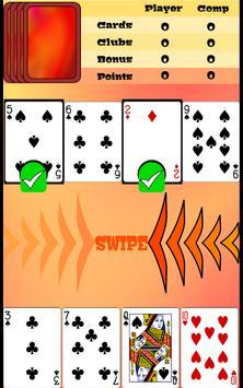 Pishpirik card game screenshot 1