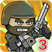 Doodle Army 3 : Mini Militia icon
