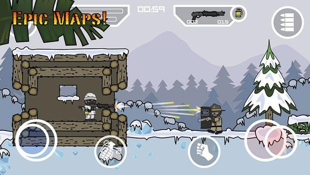 Doodle Army 3 : Mini Militia screenshot 7