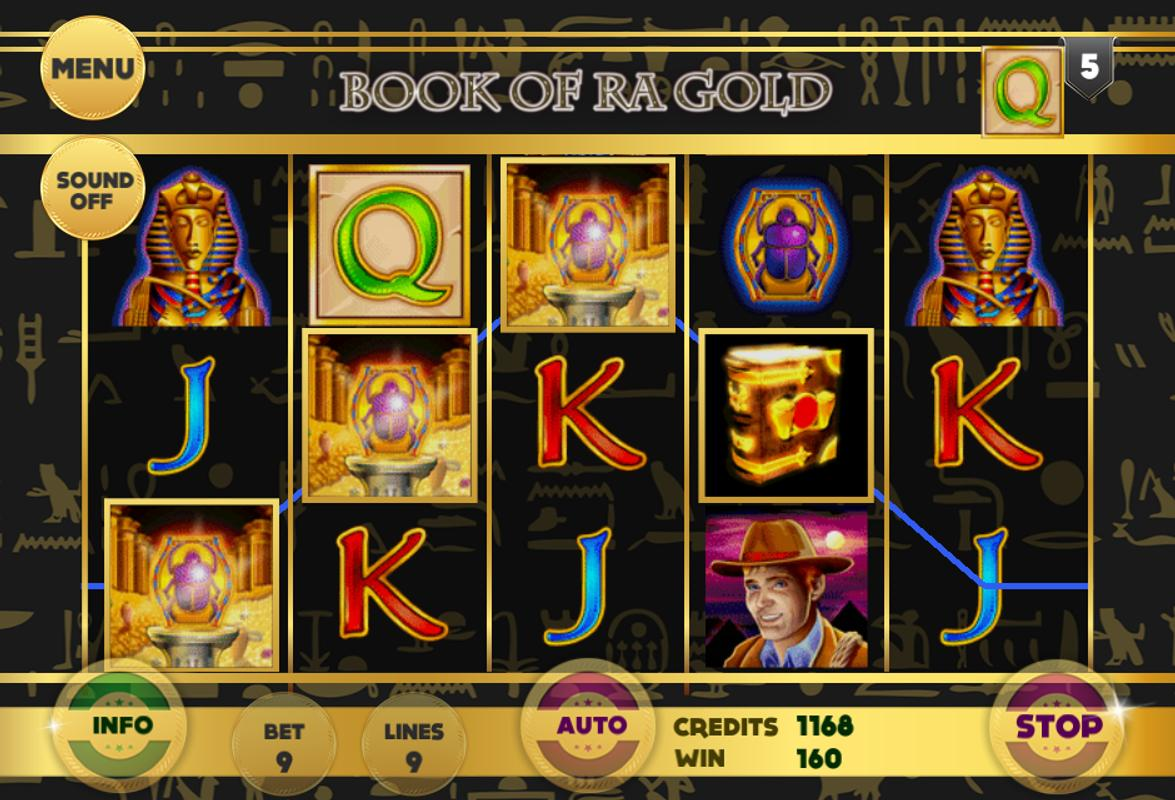 Book Of Ra Modded Apk