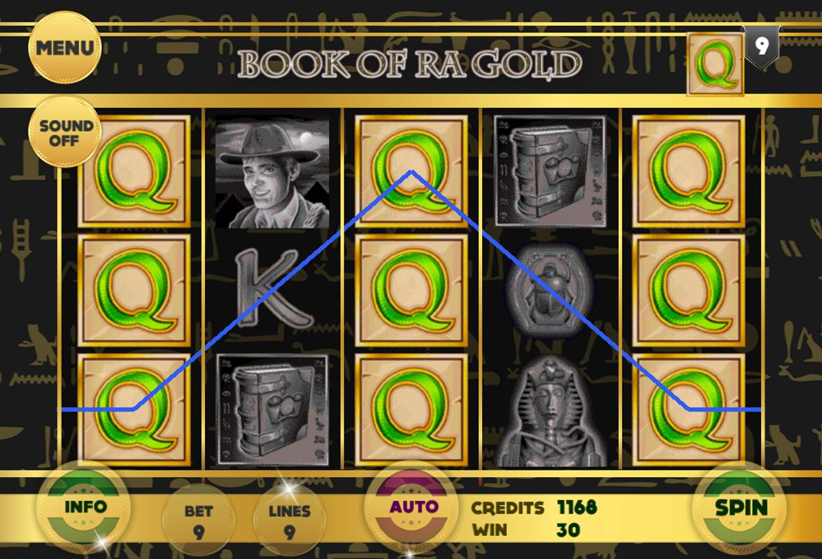 book of ra slots apk