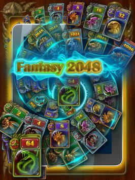 Fantasy 2048 apk screenshot