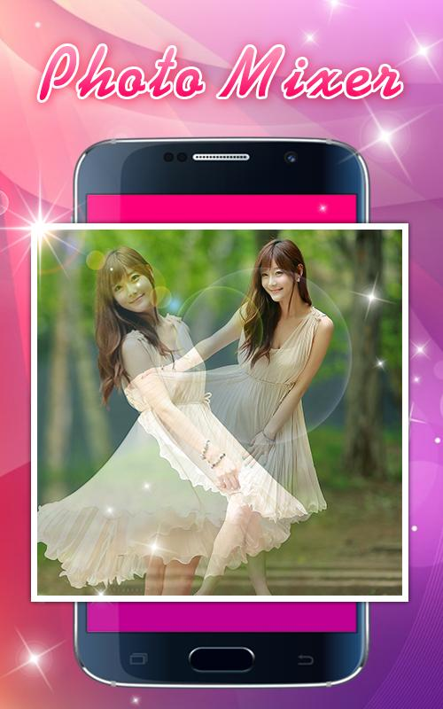 Photo Mixer : Blender Camera for Android - APK Download
