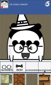 Doodle Video Profile Maker apk screenshot