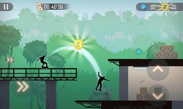 Shadow Skate apk screenshot