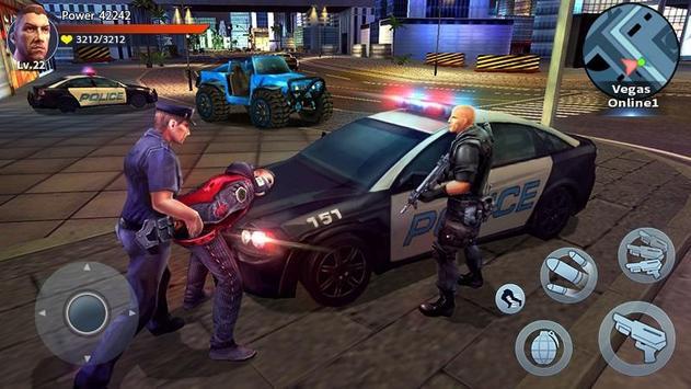 سرقة السيارات العصابات تصوير الشاشة 4