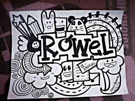 Doodle Name Art screenshot 2
