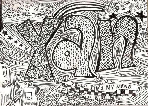 Doodle Name Art screenshot 4