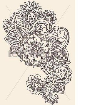Cool Doodle Art Drawing poster