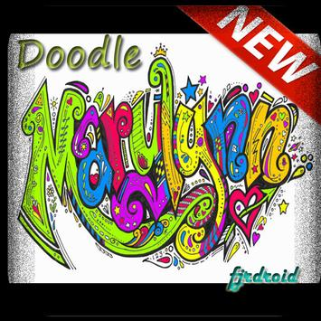 Doodle Art Name screenshot 5