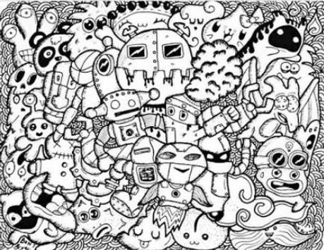 Doodle Art Design screenshot 2