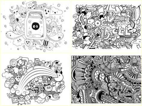 Doodle Art Design apk screenshot