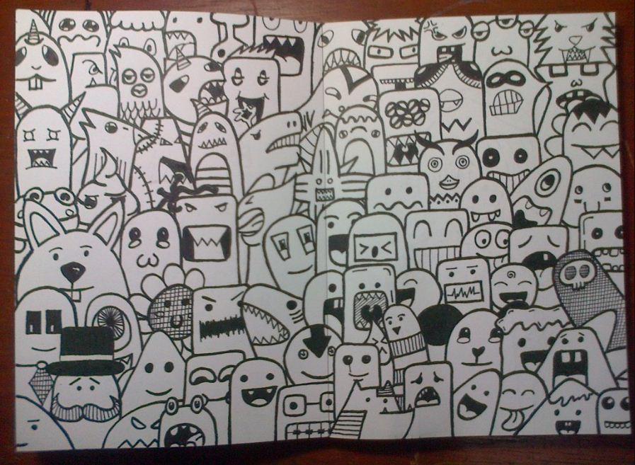 Doodle Art Designs