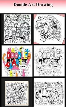 Doodle Art Drawing apk screenshot