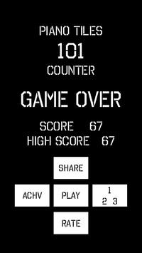 Piano Tiles 101 Counter apk screenshot