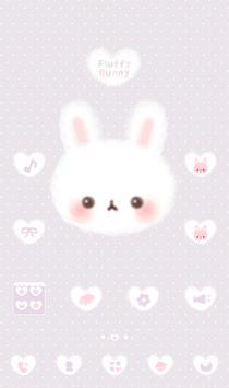 Fluffy Bunny 도돌런처 테마 poster