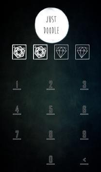 낙서(just doodle) 카카오톡 테마 screenshot 5