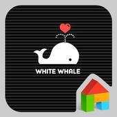 white whale icon