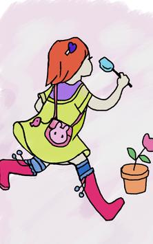 Coloring Book - Childhood poster