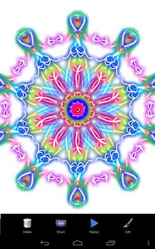 Magic Paint Kaleidoscope screenshot 4