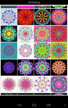 Magic Paint Kaleidoscope screenshot 5