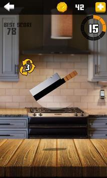 Knife Flip poster