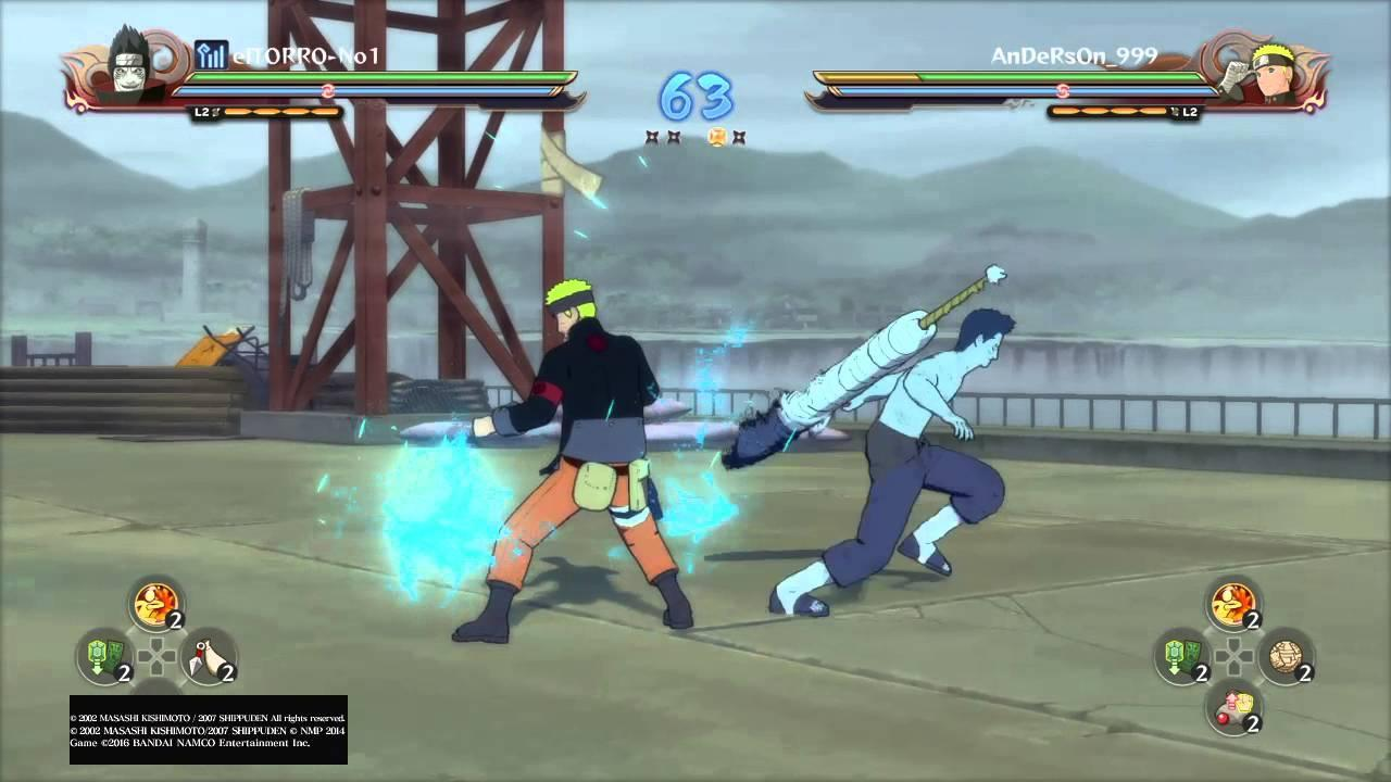 Naruto Shippuden:Ultimate Ninja Storm 4-Game guide for Android - APK